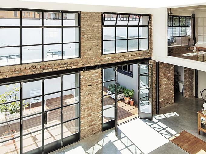 Blick Steel Windows & Doors About