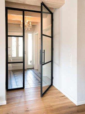 Blick Steel Windows & Doors Solid Slim